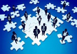 working together with your small business